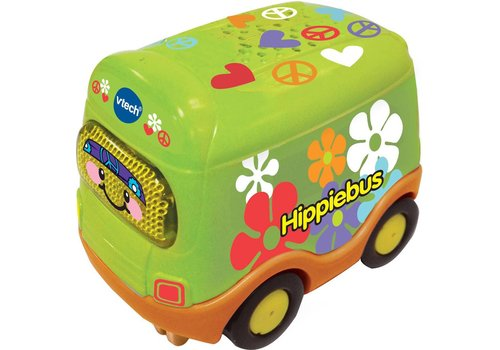 Toet toet auto Vtech: Harm Hippiebus 12+ mnd (80-164342)