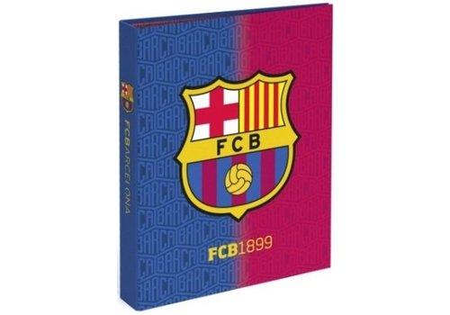 FC Barcelona Ringband barcelona A4 FCB1899 4-rings (423344)