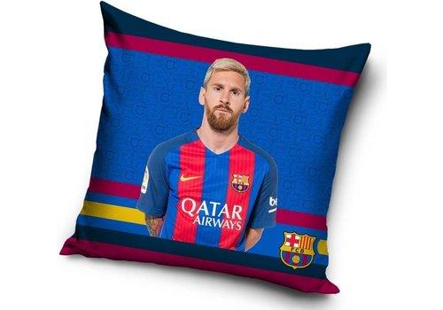 FC Barcelona Kussen barcelona Messi: 40x40 cm (FCB17_3001)