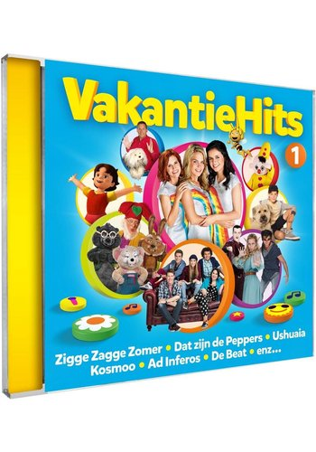 Cd Studio 100: vakantiehits vol. 1 (A678.020)