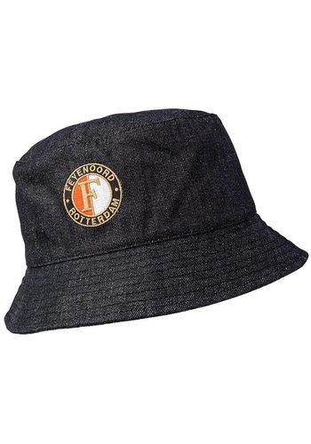 Feyenoord Vissershoedje feyenoord zwart