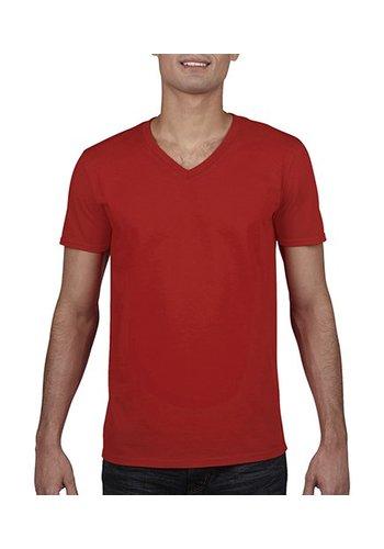Gildan Gildan Mens Softstyle® V-Neck T-Shirt