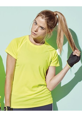 Active by Stedmann Sport t shirt Active Dry Raglan