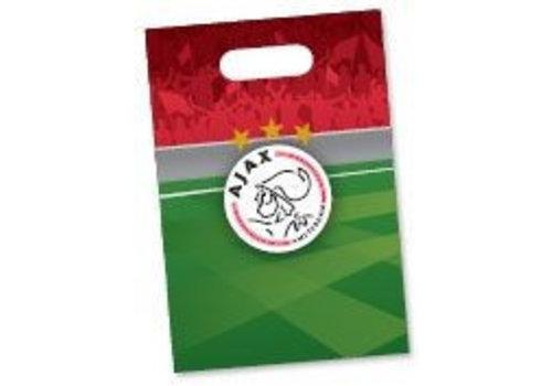 Ajax  Feestzakjes ajax: 6 stuks
