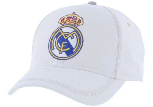 Real Madrid Cap real madrid  junior wit (RM3GO1P)