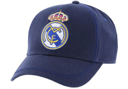 Real Madrid Cap real madrid senior blauw (RM3GO2)