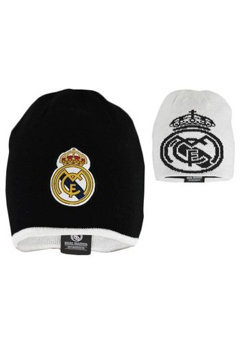 Real Madrid Muts real madrid wit/zwart senior reversible (RM5GO2)