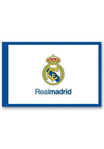 Real Madrid Vlag real madrid groot 150x100 cm logo (RM6BANG1)