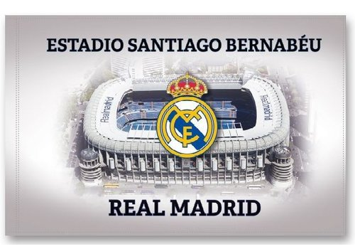 Real Madrid Vlag real madrid groot 150x100 cm stadion (RM6BANG5)