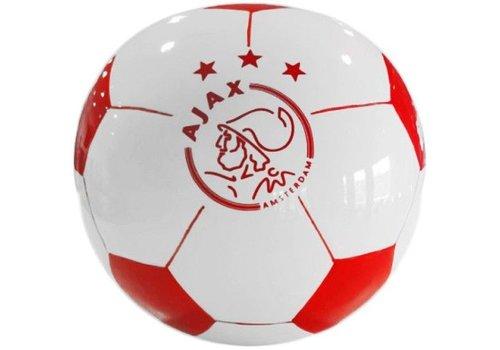 Ajax  Spaarpot ajax rood/wit bal