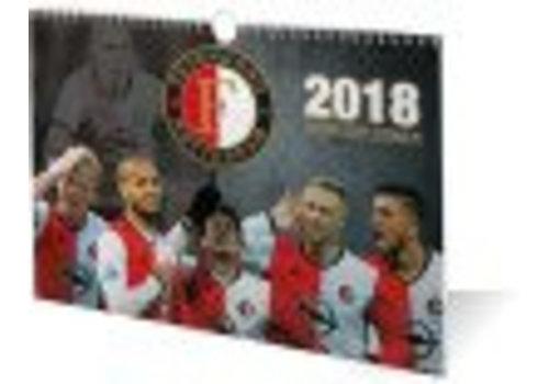 Feyenoord Familieplanner feyenoord 2018 (304478)