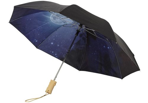 automatische paraplu, model Clear Night