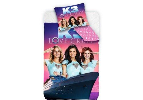 Dekbed K3 Love Cruise: 140x200 cm/65x65 cm (MEK3N0001190)