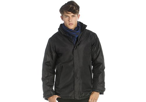B & C Collection Mens Heavy Weight Jacket - JM970