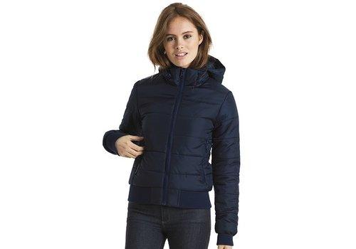 B & C Collection Superhood Women Jacket - JW941