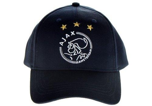 Ajax  Cap ajax senior navy (635LOGONAVYSR)