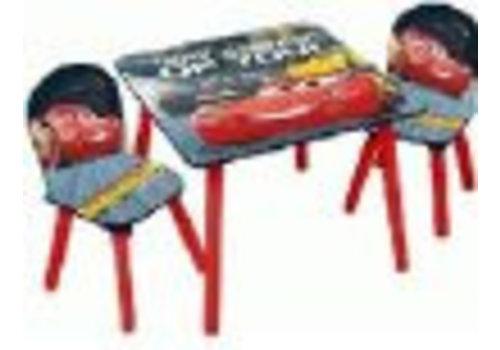 Tafel met stoeltjes Cars 3 (43660)