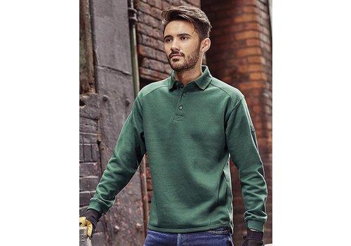 Russell Workwear Sweatshirt met kraag