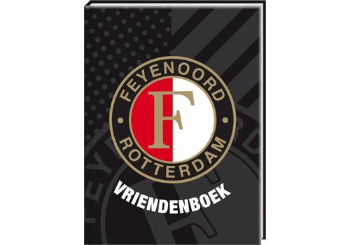 Feyenoord Vriendenboek feyenoord (6%) (02184)