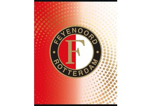 Feyenoord Schrift feyenoord dots A5 gelijnd: 3-pack (302467)