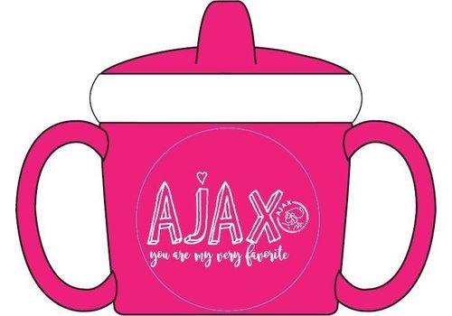 Ajax  Tuitbeker ajax roze Mepal (1030ROSE)