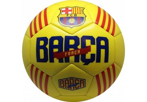 FC Barcelona Bal barcelona leer groot geel Catalunya (110615)
