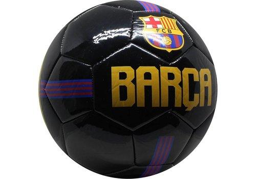 FC Barcelona Bal barcelona leer groot zwart forza (109058)