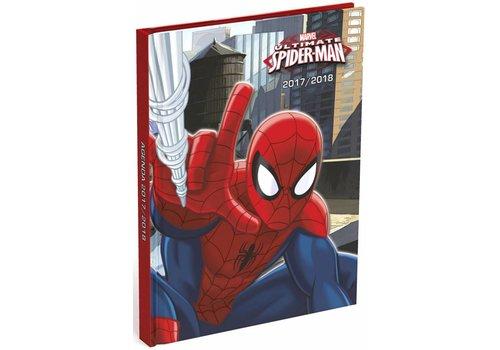 Agenda Spider-Man 2017/2018 (427205)