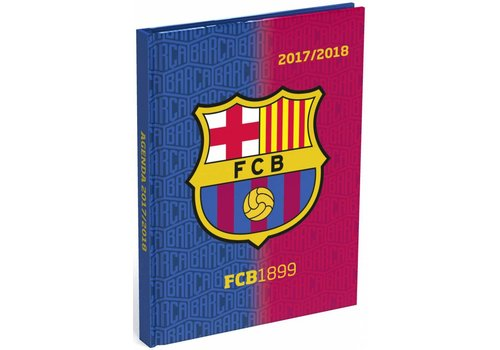 FC Barcelona Agenda Barcelona FCB1899 2017/2018 (427175)