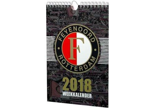 Feyenoord Weekkalender feyenoord 2018 (304669)