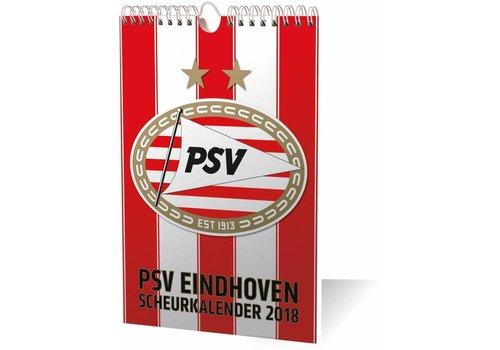 Weekkalender psv 2018 (304652)