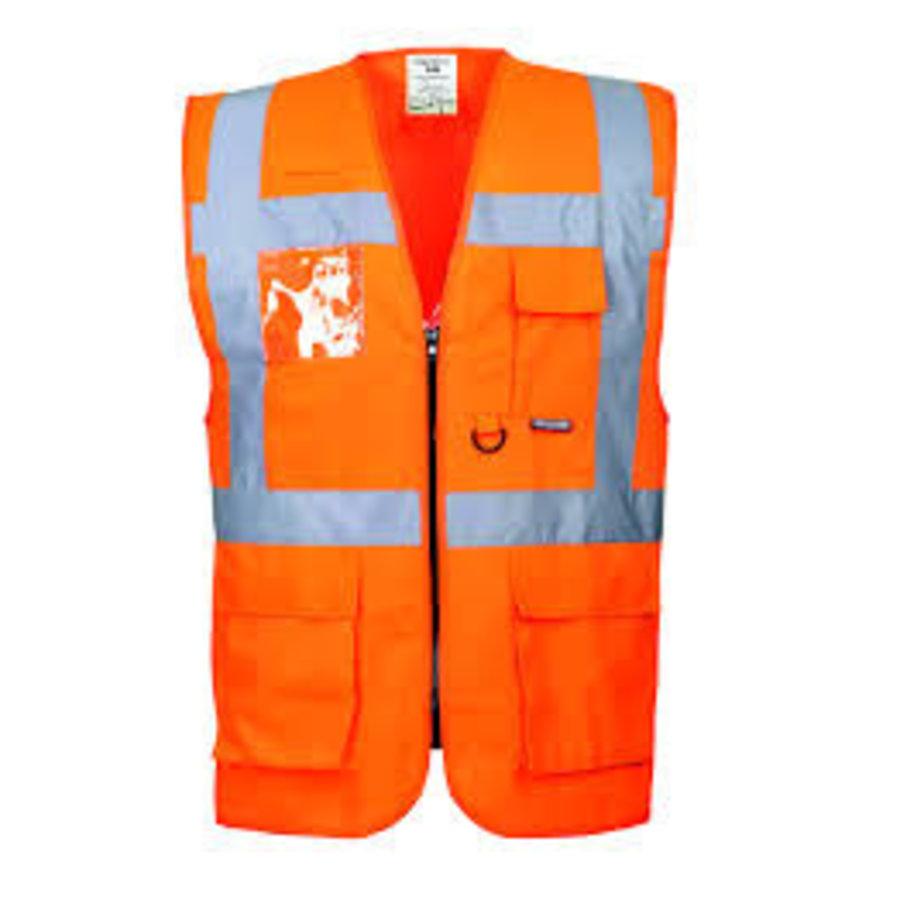 Executive vest model Berlin