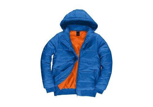 B & C Collection winterjack heren Gouwestad  Superhood