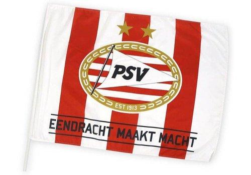 PSV Zwaaivlag psv eendracht 75x100 cm (1003060004)