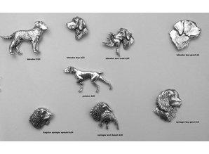 speldjes met wild- en/of jachthondafbeelding