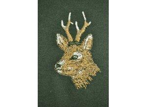 Hubertus Hunting sweatshirt met ronde hals