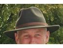 skogen hoed met lederen band