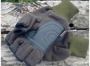 skogen handschoenen zonder vingertoppen/ thinsulate