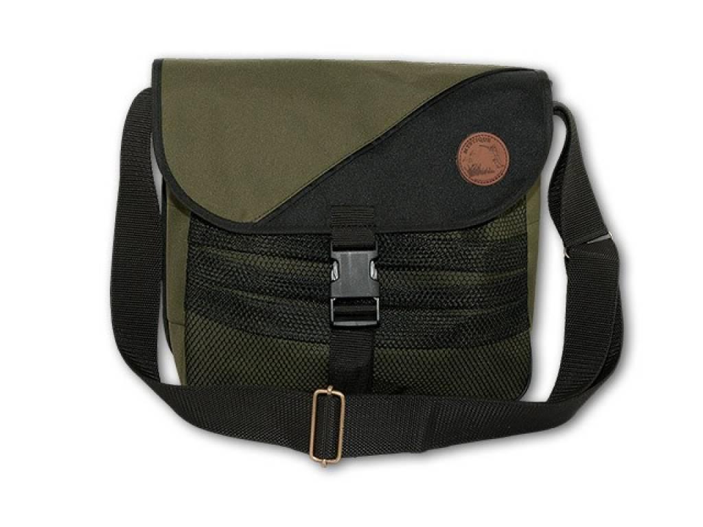 Afbeeldingsresultaat voor tas voor dummies jachtspullen