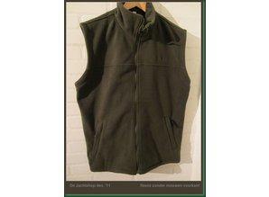 Hubertus Hunting fleece vest zonder mouwen