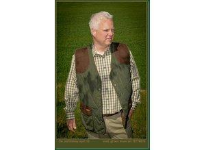 Hubertus Hunting jachtvest 'bockjagd'