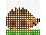 Kralenplank Egel