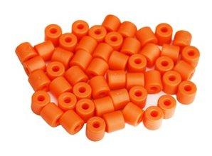 Cilinderkralen ORANJE 50 stuks