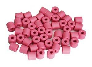 Cilinderkralen ROZE 50 stuks