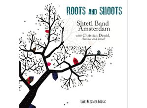 The newest Live CD of Shtetl Band Amsterdam. Europe's finest village klezmer band teams up with world class clarinetist and singer Christian Dawid. Live Klezmer Music, including a tribute to the famous Anne Frank Tree.
