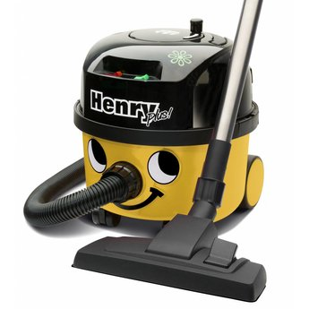 Numatic Henry Plus Geel HRP203