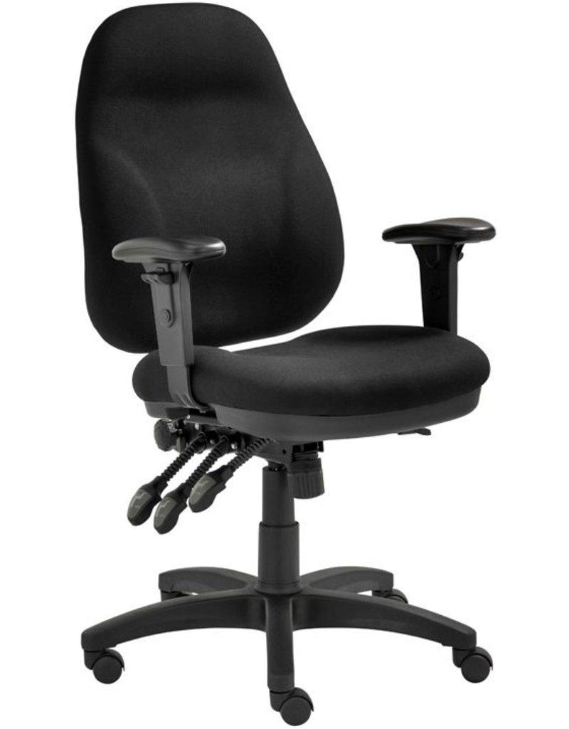 Goedkope bureaustoel ankaa osby kantoormeubelen for Bureau stoel