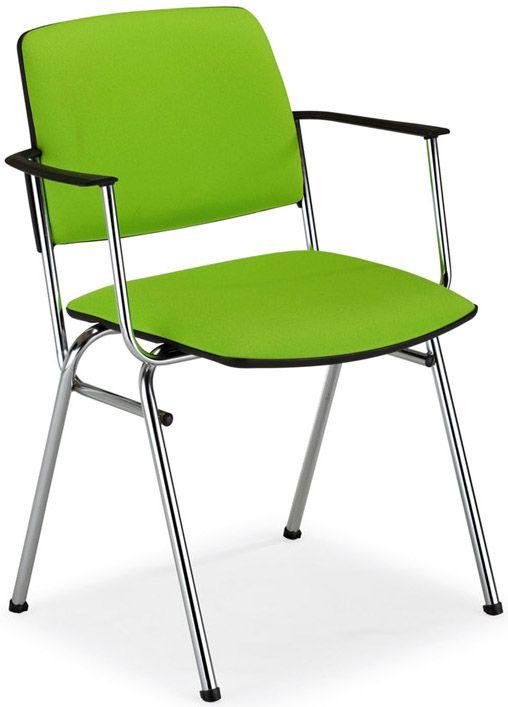 Moderne Retro Design Buisframe Stoel Varia