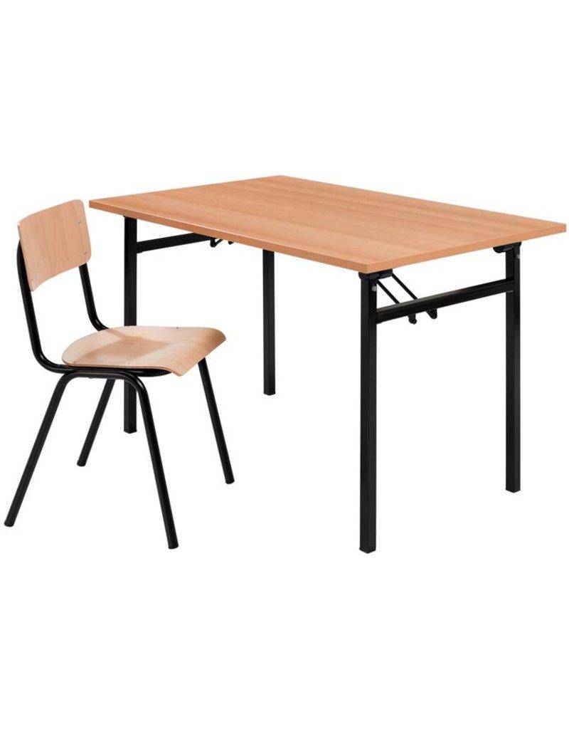 opklapbare tafel osby kantoormeubelen ForOpklapbare Tafel