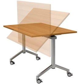 Verrijdbare Kantelbare Bureautafel I-Move